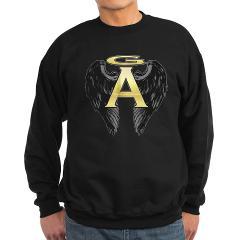 Archangel Wings Sweatshirt (dark)
