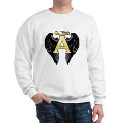 Archangel Wings Sweatshirt