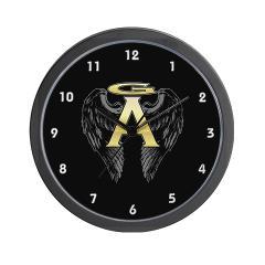 Archangel Wings Wall Clock