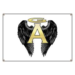 Gabriel Angel Design Archangel Wings Logo Banner