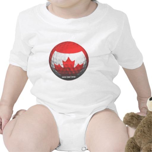 Canada Golf Shirts