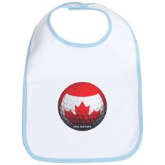 Canadian Golf Bib