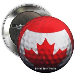 Canadian Golf Button