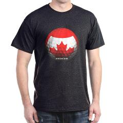 Canadian Golf Dark T-Shirt