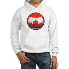 Canadian Golf Hooded Sweatshirt