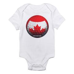 Canadian Golf Infant Bodysuit