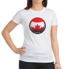 Canadian Golf Jr. Jersey T-Shirt