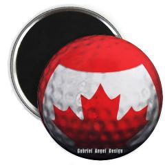 Canadian Golf Magnet
