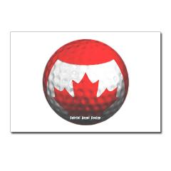Canadian Golf Postcards (Package of 8)