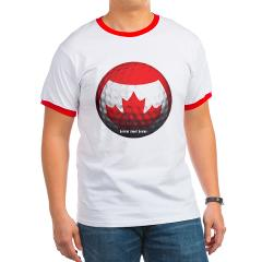 Canadian Golf Ringer T