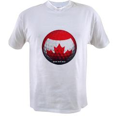 Canadian Golf Value T-shirt