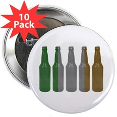 "Irish Beers 2.25"" Button (10 pack)"