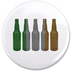 "Irish Beers 3.5"" Button"