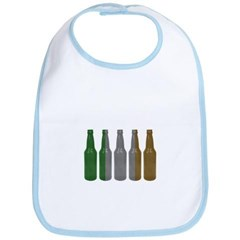 Irish Beers Bib