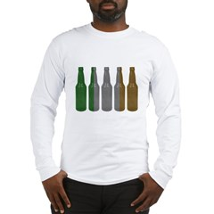 Irish Beers Long Sleeve T-Shirt