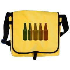 Irish Beers Messenger Bag