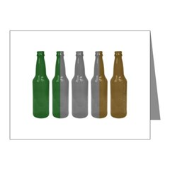 Irish Beers Note Cards (Pk of 10)
