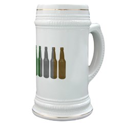 Irish Beers Stein