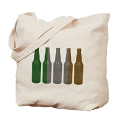 Irish Beers Tote Bag