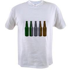 Irish Beers Value T-shirt