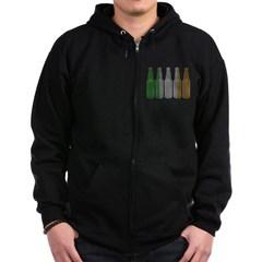 Irish Beers Zip Hoodie