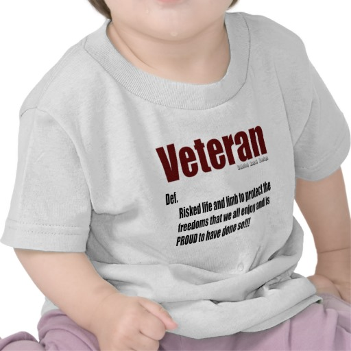 Veteran Definition Infant T-Shirt
