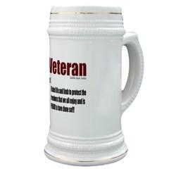 Veteran Definition Stein