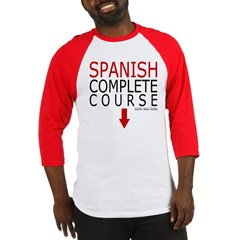 Spanish Complete Course Baseball Jersey T-Shirt