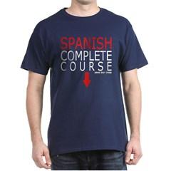 Spanish Complete Course Dark T-shirt