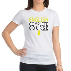 English Complete Course Junior Jersey T-Shirt
