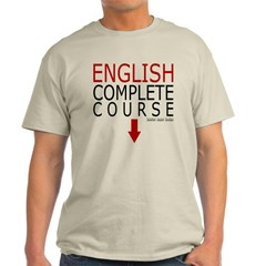 English Complete Course Classic T-Shirt