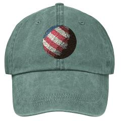 USA Volleyball Stonewashed Cap