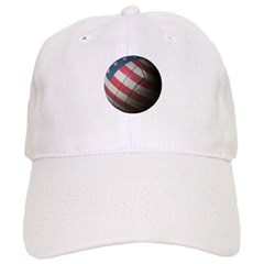 USA Volleyball Baseball Cap