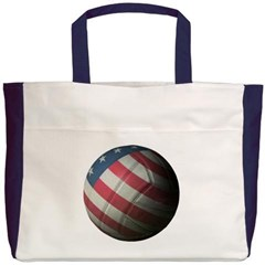 USA Volleyball Beach Tote