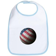 USA Volleyball Bib