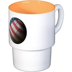 USA Volleyball Coffee Cups