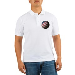 USA Volleyball Golf Shirt