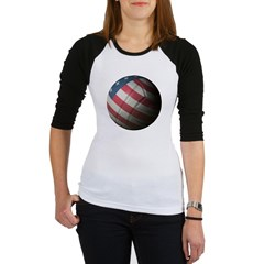 USA Volleyball Jr. Raglan Shirt
