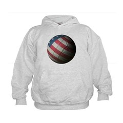 USA Volleyball Kids Hoodie