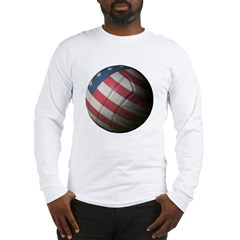 USA Volleyball Long Sleeve T-Shirt