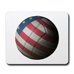 USA Volleyball Mousepad