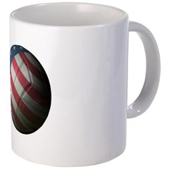 USA Volleyball Mug