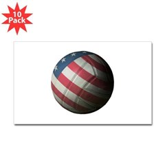 USA Volleyball Decal