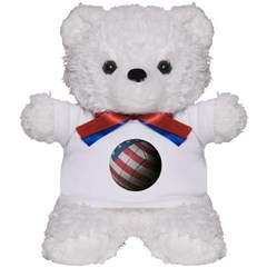 USA Volleyball Teddy Bear