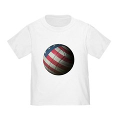 USA Volleyball Toddler T
