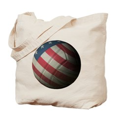 USA Volleyball Tote Bag
