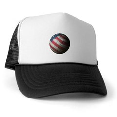 USA Volleyball Trucker Hat