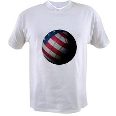 USA Volleyball Value T-shirt