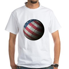 USA Volleyball White Shirt