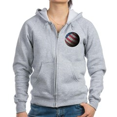 USA Volleyball Zip Hoodie